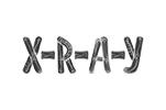X-R-A-Y logo